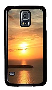 awesome Samsung S5 covers Sunset 07 PC Black Custom Samsung Galaxy S5 Case Cover