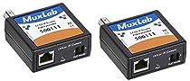 Muxlab 500111-2PK 2PK CCTV IP ECONO POE EXTENDER