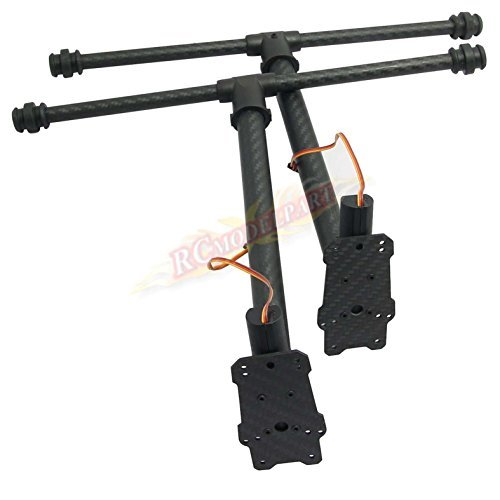 Hobbypower TL65B44 Retractable Landing Skid Gear for Tarot FY650 FY680 FY690 Multicopter