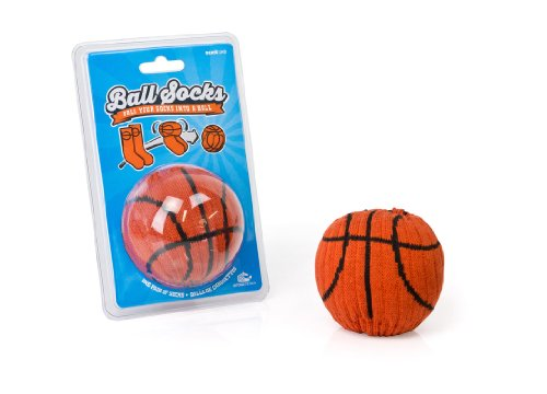 Costume Basketball Hoop (SUCK UK Sports Ball Socks - Basketball)