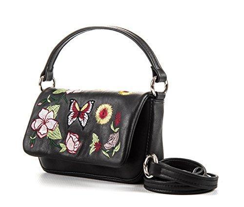 Black For Shoulder Black Fiorella Bag Women Passione B1qRvw4q