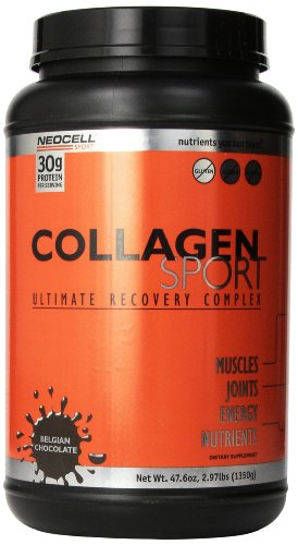 Neocell Collagen Protein Belgian Chocolate product image