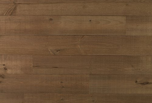 Rustic Pine Wood Wall Planking - Homestead Brown, $3.68 Sq Ft