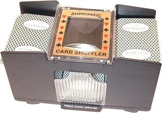 Automatic Card Shuffler by Chips And Games