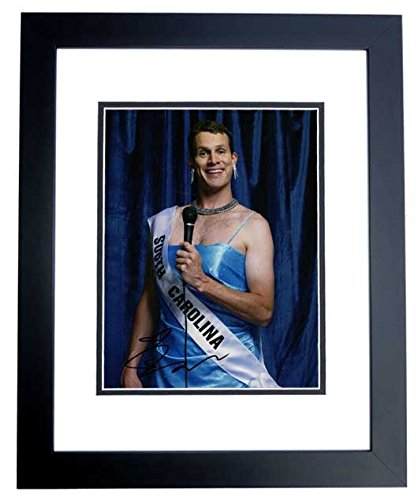 Daniel Tosh Signed - Autographed TOSH.O Comedian 11x14 inch Photo BLACK CUSTOM FRAME