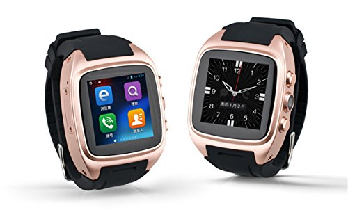 Price comparison product image YJ Bluetooth Smart Phone Wrist Silicone Strap Watch for Men and Women Daily Use