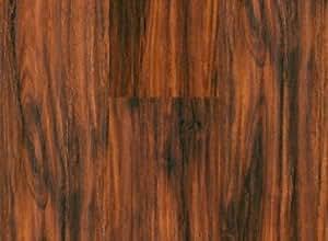 Tranquility 5Mm Summer Island Teak Click Resilient Vinyl Vinyl Wood Plank - Luxury Vinyl Tile