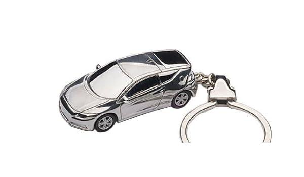 oficial Honda Civic Honda Civic metal cromado Tear Drop Auto clave Cadena