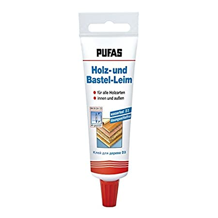 Pufas Holzleim D 3 0, 500 KG UNKWN