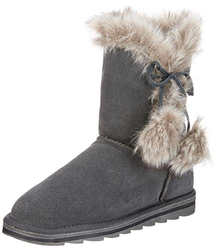 Slouch Gris Para Botas Mujer Premio Comb grey Tozzi 26824 221 21 Marco CYX88