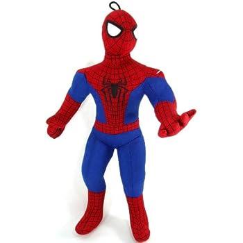 1pcs 55cm Spider Man Big Cute Giant Large Stuffed Animals Soft Plush