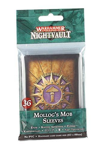 Mollogs Mob Sleeves Nightvault