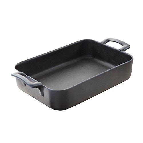 Revol 642072 BC0234N Rectangular Baking Dish, 3.85 QT, Cast