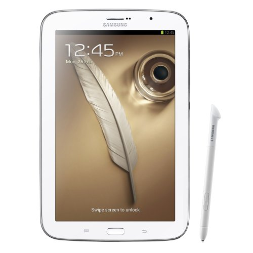 Samsung Galaxy Note 8.0 16GB I467 Unlocked GSM Tablet PC - White (Cellphone Notebook Samsung)