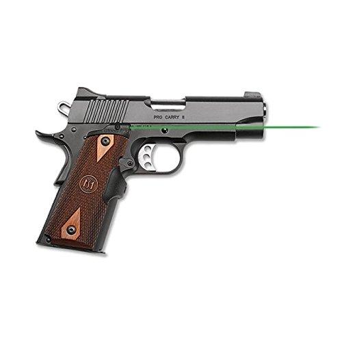 Crimson Trace Master Series Green Laser Sight for 1911 Full-Size Pistols, Cocobolo Diamond Finish LG-920G Master Series Green Laser Sight for 1911 Full-Size Pistols, Cocobolo Diamond Finish