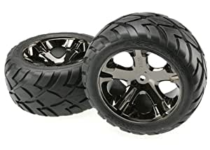 Traxxas TRA3773A Anaconda Neum-ticos-All-Star Wheels ensamblado