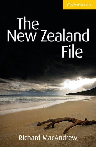 New Zealand File (The New Zealand File Level 2 Elementary/Lower-intermediate (Cambridge English Readers))