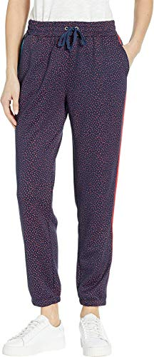 Juicy Couture Women's Ditsy Floral Tricot Track Pants Regal Ditsy Floral Medium 27