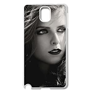 C-EUR Customized Print Anna Kendrick Hard Skin Case Compatible For Samsung Galaxy Note 3 N9000 hjbrhga1544