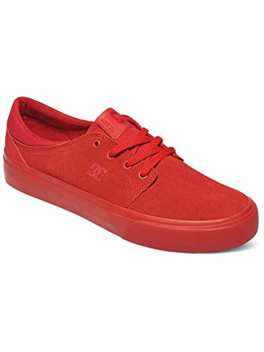 DC Shoes Trase SD, Sneaker Uomo Rouge - Red