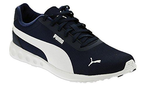 Puma - Zapatillas de running de Lona para hombre turquesa