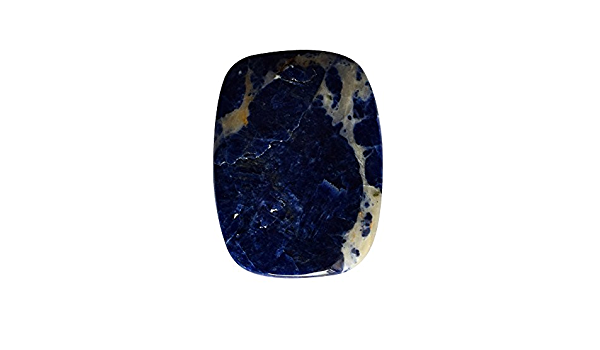 Size 40x26x6 MM Attractive Natural Blue Sodalite Cabochon For Jewellery Making Loose Gemstone Crafts Suppliers AG-9002 Stone For Pendant