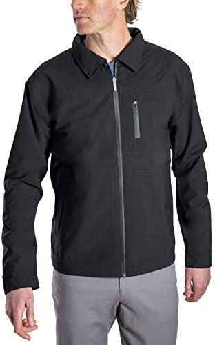 Woolly Clothing Men's NatureDry Urban Jacket – 100% Merino Wool