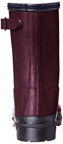 Le Chameau Giverny Low Damen Stiefel & Stiefeletten Rot - Rouge (Cherry)