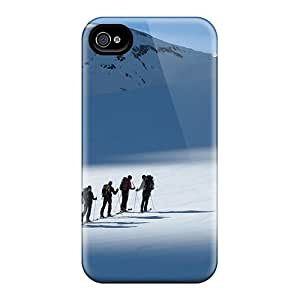 SWHske Case Cover Protector Specially Made For Iphone 4/4s Up To The Summit