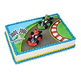 Super Mario Bros. Cake Decorating Topper Kit