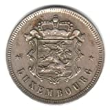 1927 Luxembourg 25 Centimes Coin KM%2337