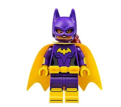 LEGO Batman Movie: Batgirl Minifigure with Batarang 2016