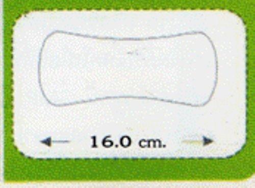 Happyland2u Bio Sanitary Pads Beauty Comfort - Bio Sanitary Pads for Daily Used Pantiliner 1 Bag/10 Pack. Long 16 Cm. by Happyland2u (Image #6)