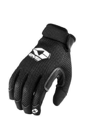 EVS Sports Laguna Air Street Gloves (Black, Large) by EVS Sports