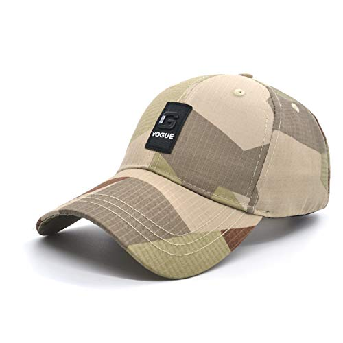 Army Desert Camouflage Tactical Hat Novelty Baseball