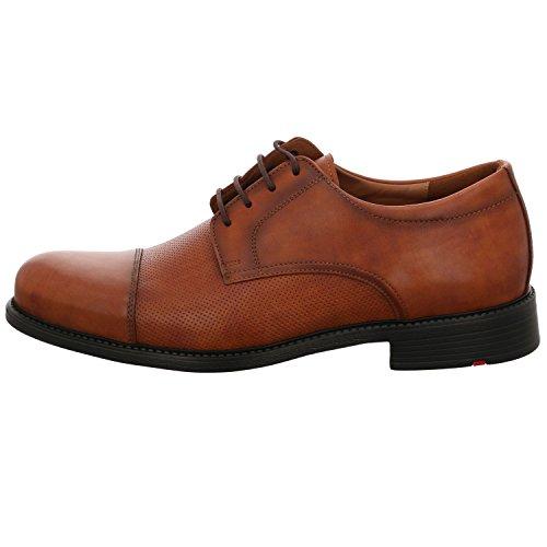 254 Marron Mittel Homme 9 À 15 Lacets braun 34 De Ville Lloyd Pour Chaussures 51qwpnxHBC