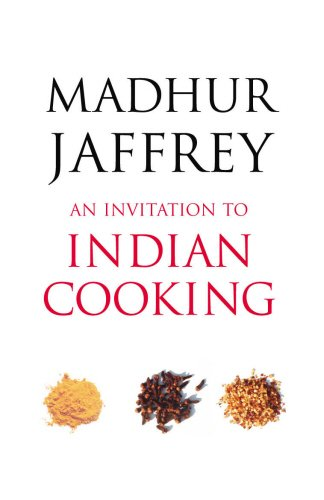 An Invitation To Indian Cooking pdf epub