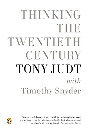 Thinking the Twentieth Century ()