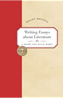 com writing essays about literature  writing essays about literature a guide and style sheet