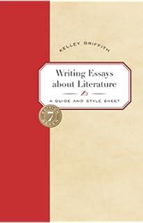 Writing literary essays