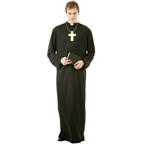 Mens Deluxe Exorcist Costume - Great For Parties! (M)