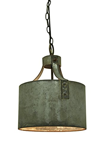 Chandelier Large Pendant (A&B Home HP38990 Dane Iron X-Light Chandelier, Large)