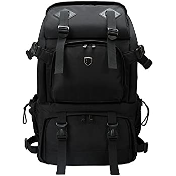 dba286cd58d8 BAGSMART Anti-Theft Professional Gear Backpack for SLR DSLR Cameras   15
