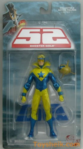 Gold Booster Costume (52 Series 1: Booster Gold Action)