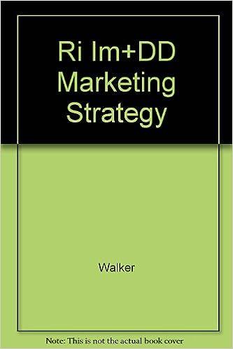 Descargar Libro En Ri Im+dd Marketing Strategy PDF A Mobi
