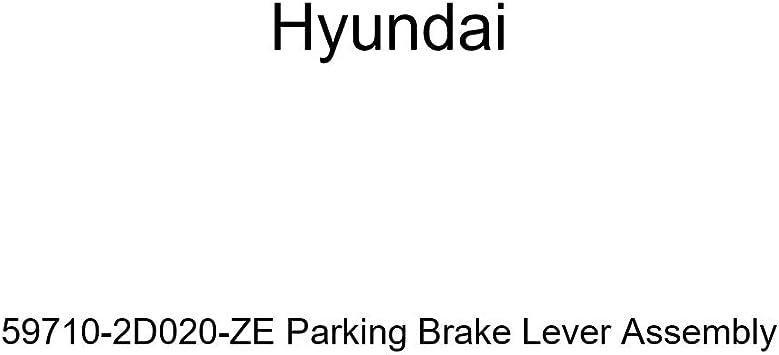 Genuine Hyundai 59710-2D020-SO Parking Brake Lever Assembly