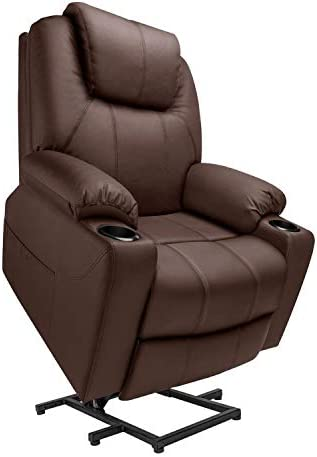 Furgle Large Power Lift Chair Electric Recliner Chair