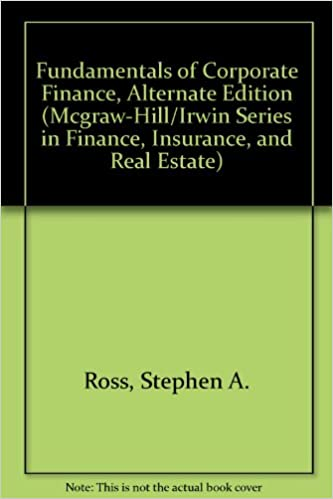 Amazon fundamentals of corporate finance alternate edition amazon fundamentals of corporate finance alternate edition mcgraw hillirwin series in finance insurance and real estate 9780071151023 stephen fandeluxe Images