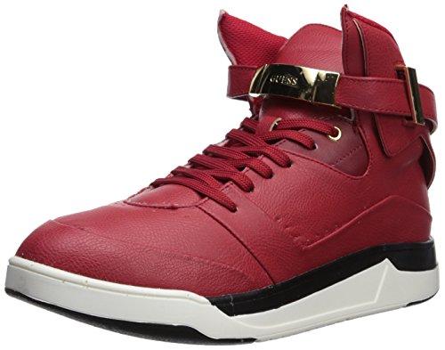 Indovina Tessuto Rosso Sneaker Uomo Webber