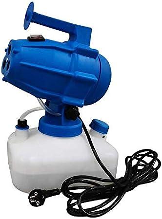 Ulf eléctrica nebulizador rociador de jardín pulverizador, atomizador nebulizador inteligente for el hogar, nebulizadores de mosquitos for la yarda Oficina Exterior Interior, Industria (Color : 2) : Amazon.es: Hogar